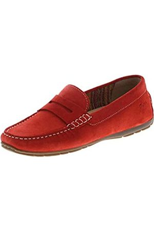 Sioux Women's Carmona-700 Mocassins, (Sanguine 005)