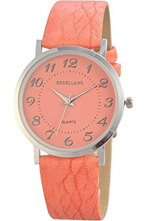 Excellanc Women's Quartz Watch 195025800180 with Leather Strap