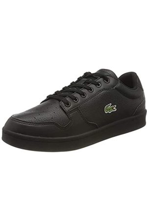 Lacoste Men's Masters Cup 120 2 SMA Trainers, (Blk/Blk 02h)