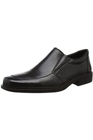 Rieker Men's B0875-01 Loafers, (Nero/ )