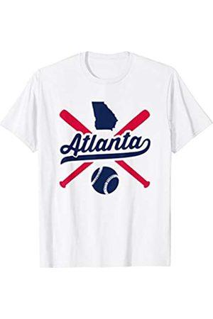 Georgia State Pride Peach Atlanta Southern Peachtree New  Mens T-shirt