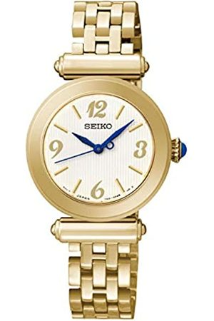 Seiko Ladies'Watch XS Analogue Quartz Stainless Steel Coated SRZ404P1