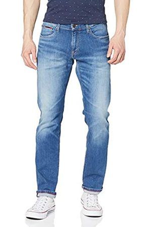 Tommy Hilfiger Men's Scanton Slim MCKMS Straight Jeans, (Mick Mid Str 1bj)