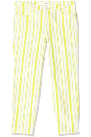 Brax Women's Shakira S Summer Stripes Skinny Jeans