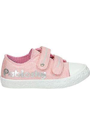 Pablosky Baby Girls Open Back Slippers, (Rosa 961671)