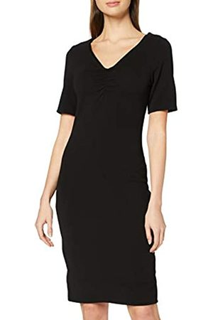 Dorothy Perkins Women's Ruched V Neck Bodycon Dress Casual