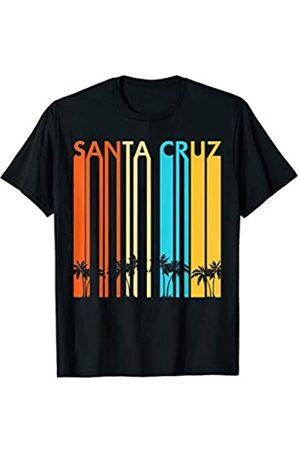 Santa Cruz California Retro Tees Santa Cruz California Retro Vintage Home Mens Womens Gift T-Shirt