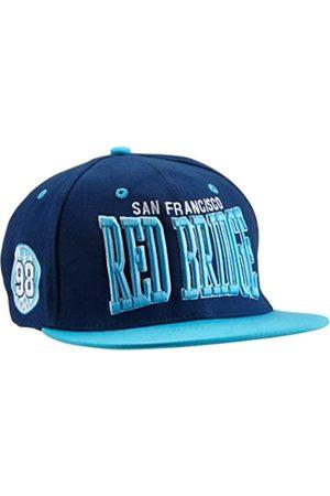 Redbridge Red Bridge Men's Baseball Cap San Francisco and Red Bridge Embroidery -Turquoise