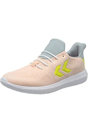 hummel Women's Actus Trainer 2.0 Low-Top Sneakers, (Cloud 3655)