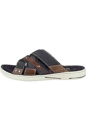 Dockers Men's 46me004-147660 Low-Top Sneakers, (Navy 660)