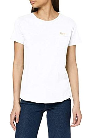 Tommy Hilfiger Women's TJW Pocket Detail TEE Sports Knitwear
