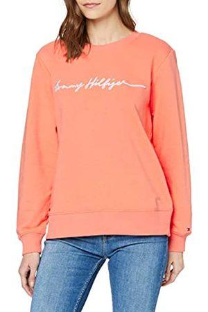 Tommy Hilfiger Women's Annie Relaxed C-NK Sweatshirt LS