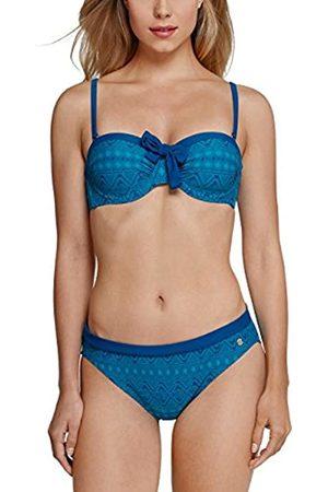 Schiesser Women's Aqua Bandeau-Bikini/Tai Set