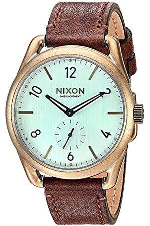 Nixon Men's Watch C39 Analog Quartz Leather A4592223 00
