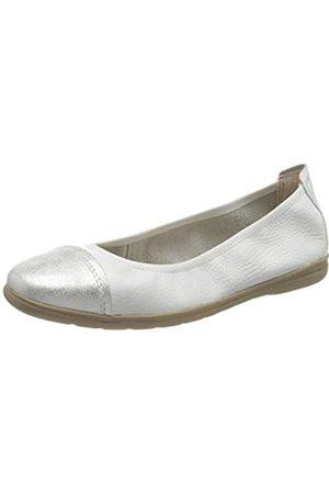 Jana 100% comfort Women's 8-8-22105-24 Closed Toe Ballet Flats, ( / 191)