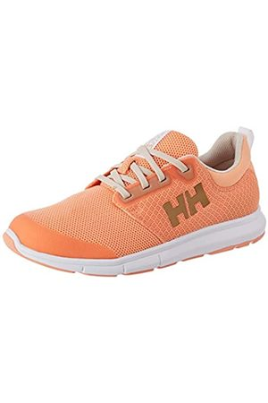 Helly Hansen Women's W Feathering Boating Shoes, (Melon/ /Shell 071)