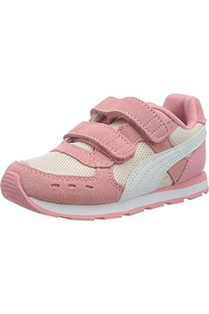 PUMA Unisex bebé Vista V Inf Zapatillas, Rosa ( Rosewater/Peony 10)