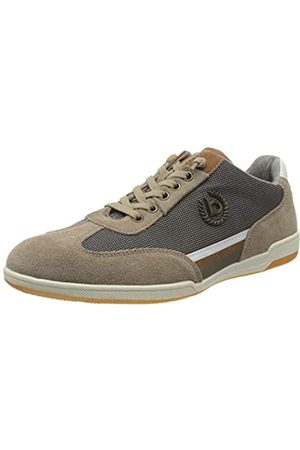 bugatti Men's 321726031400 Low-Top Sneakers, (Taupe 1400)