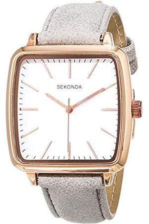 Sekonda Womens Analogue Classic Quartz Watch with PU Strap 2451.27