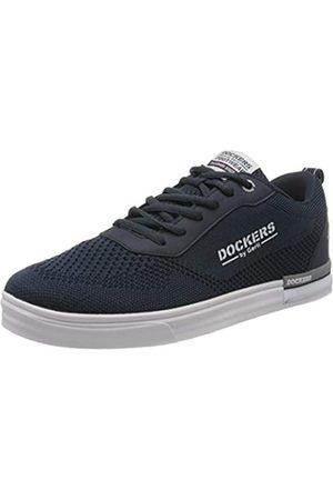 Dockers by Gerli Men's 46pt004-700660 Low-Top Sneakers, (Navy 660)