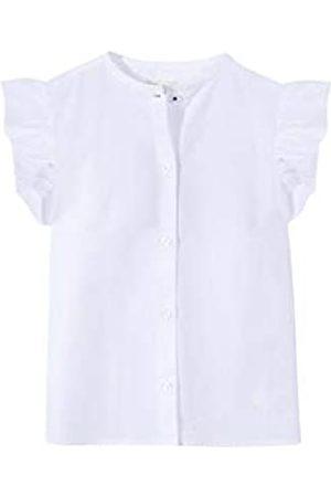 Gocco Girl's Camisa Cuello Redondo Blouse