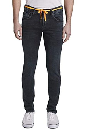 Tom Tailor Denim Men's Culver Skinny Trouser, 10170- Denim