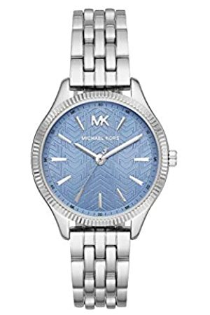Michael Kors Womens Analogue Quartz Watch with Stainless Steel Strap MK6639