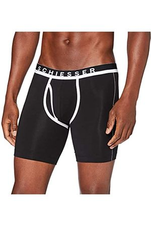 Schiesser Men's 1875 Long-Shorts Boxer