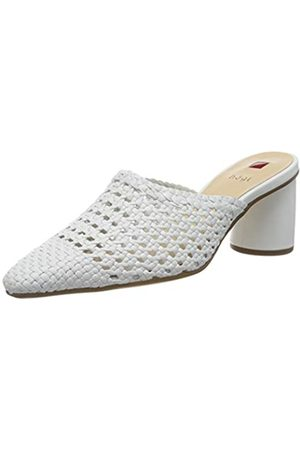 HÖGL Women's Cooky Closed Toe Heels, (Weiss 0200)