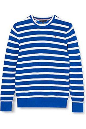 Tommy Hilfiger Boy's Nautical Stripe Sweater Sweatshirt