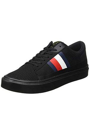 Tommy Hilfiger Men's Lightweight Stripes Knit Sneaker Low-Top, ( Bds)