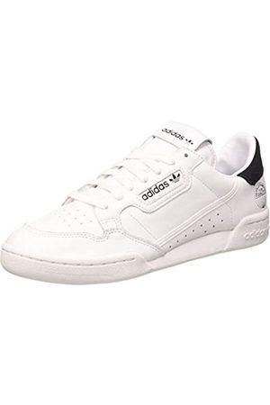 adidas Men's Continental 80 Gymnastics Shoe, FTWR /FTWR /Core