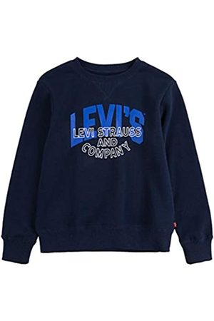 Levi's Boy's LVB Strauss and CO Crewneck 9EA981 Sweater