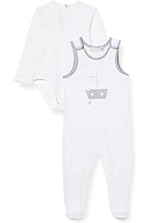 chicco Baby Completo 2 Pezzi Unisex: Body Manica Lunga + Tutina Senza Maniche Playsuit