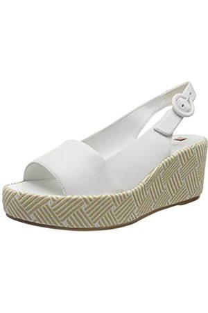 HÖGL Women's Seaside Sling Back Sandals, (Weiss 0200)