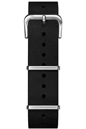 Oxygen Unisex Leather Buckle Pin of 20cm EX-NL-STR-20-BL