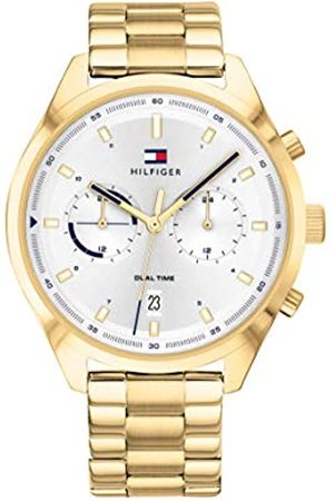 Tommy Hilfiger Men's Analogue Quartz Watch with Stainless Steel Strap 1791726