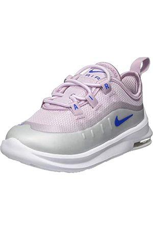 Nike Unisex Babies' Air Max Axis (td) Sneaker, Ice Lilac/Photon Dust-Soar