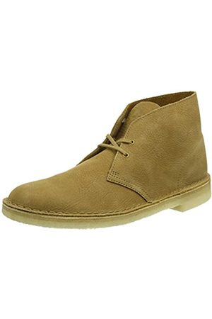 Clarks Men's Desert Boots, (Oak Nubuck Oak Nubuck)