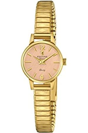 Festina Womens Analogue Classic Quartz Watch with Stainless Steel Strap F20263/2