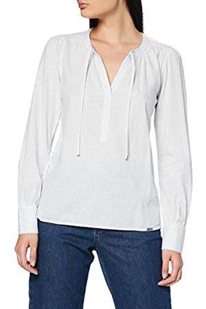 s.Oliver Women's Bluse Langarm Regular Fit Blouse