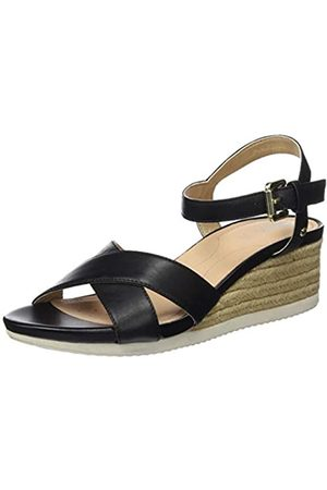 Geox Women's D Ischia Corda C Open Toe Sandals, ( C9999)