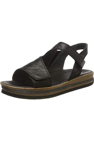 Think! Women's 686384_ZEGA Sling Back Sandals, (SZ/Kombi 09)