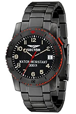 Sector Mens Analogue Quartz Watch with Stainless Steel Strap R3253598001