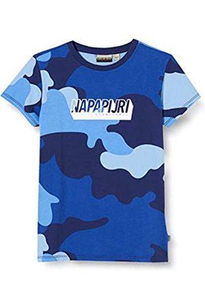 Napapijri Boys K Ene Camo Polo Shirt