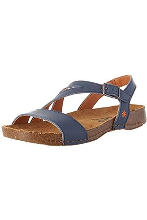 Art Women's 1045 Grass Breathe Open Toe Sandals, (Jeans Jeans)