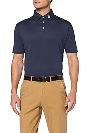 Footjoy Men's Stretch Pique Solid Polo Shirt