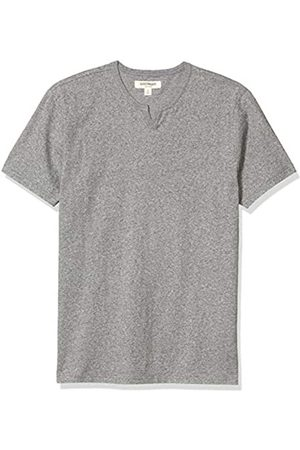 Goodthreads Soft Cotton Short-sleeve Notch-neck T-shirt