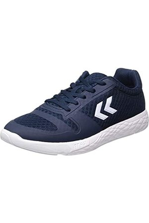 hummel Unisex Adults' Terrafly Breather V2 Low-Top Sneakers, (Navy 7003)