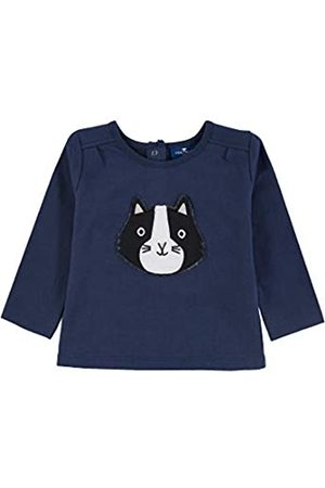 TOM TAILOR Kids Baby Girls' Sweatshirt Placed Print|